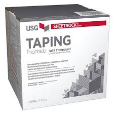 Taping Joint Compound