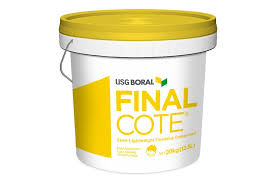 FinalCote® finishing compound