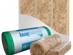 glasswool earthwool acoustic roll