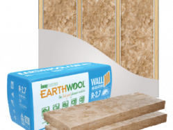 glasswool earthwool acoustic wall batt