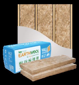 glasswool earthwool acoustic wall batt