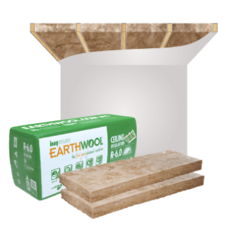 Earthwool© Ceiling and Roof Insulation