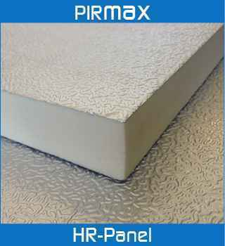 pirmax hr panel insulation