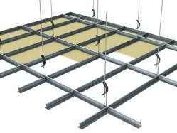 rondo rapid drywall grid ceiling