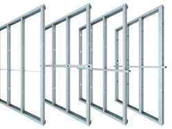 rondo steel stud track wall framing system