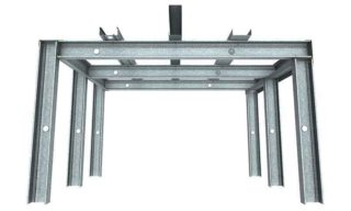 rondo steel stud ceiling system