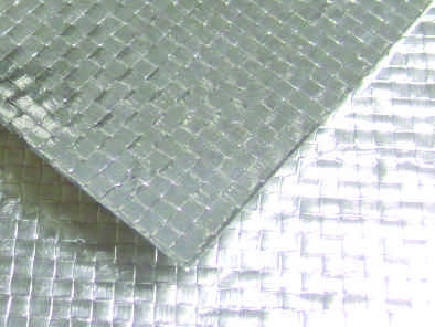 reflective foil floor insulation