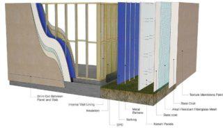 nasahi external walls lightweight concrete