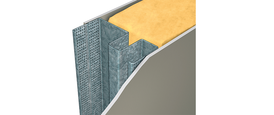 rondo quiet stud acoustic wall system