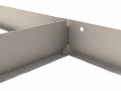 rondo aluminium grid ceiling system