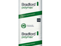 Glasswool – Bradford Polymax Ceiling Batts