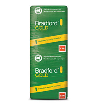 Bradford Gold & Gold Hi-Performance Ceiling Batts