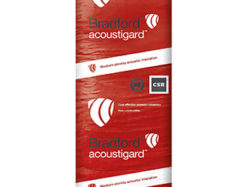 Glasswool Bradford Acoustigard Acoutic wall batts